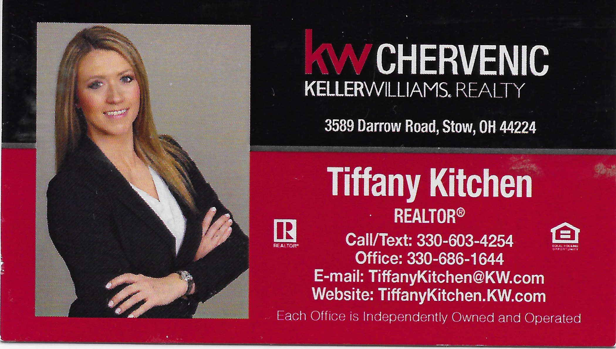 TIFFANY KITCHEN REALTOR